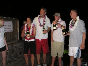 Vic-Maui 2010 Finish Photos