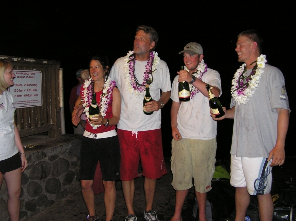 a495a94550b78 Vic-Maui Yacht Race - Photos of the First Finishers
