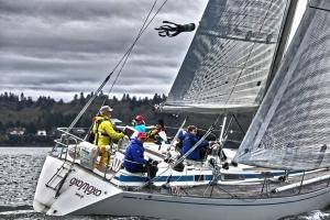 Vic-Maui Yacht Race - OxoMoxo (2018)