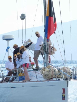 VM2012 Turicum and Bravo Zulu Finish